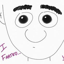 #farted #cartoon #art #oops #messingarou
