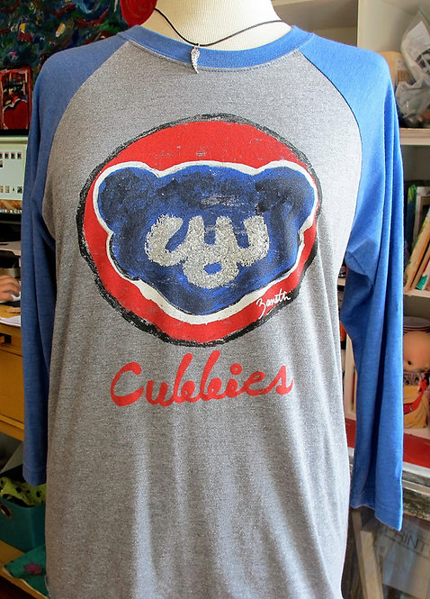 Baseball Cubbies Shirt - Unisex