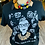 Thumbnail: RBG shirt - Hand Painted