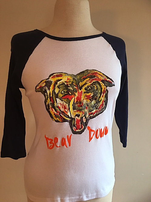 Bear Down Women's Three Quarter Sleeve