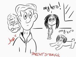 #parent #struggle #hero #dog #life #fun