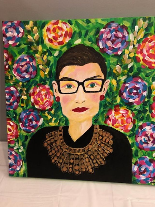 RBG Original Painting- Made to Order