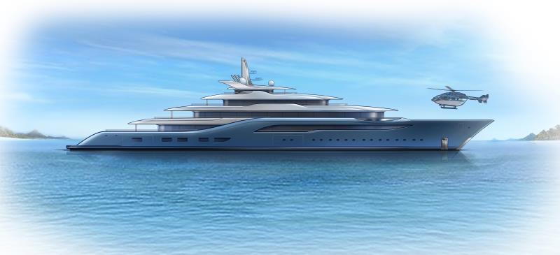 SILK ROAD SUPERYACHT