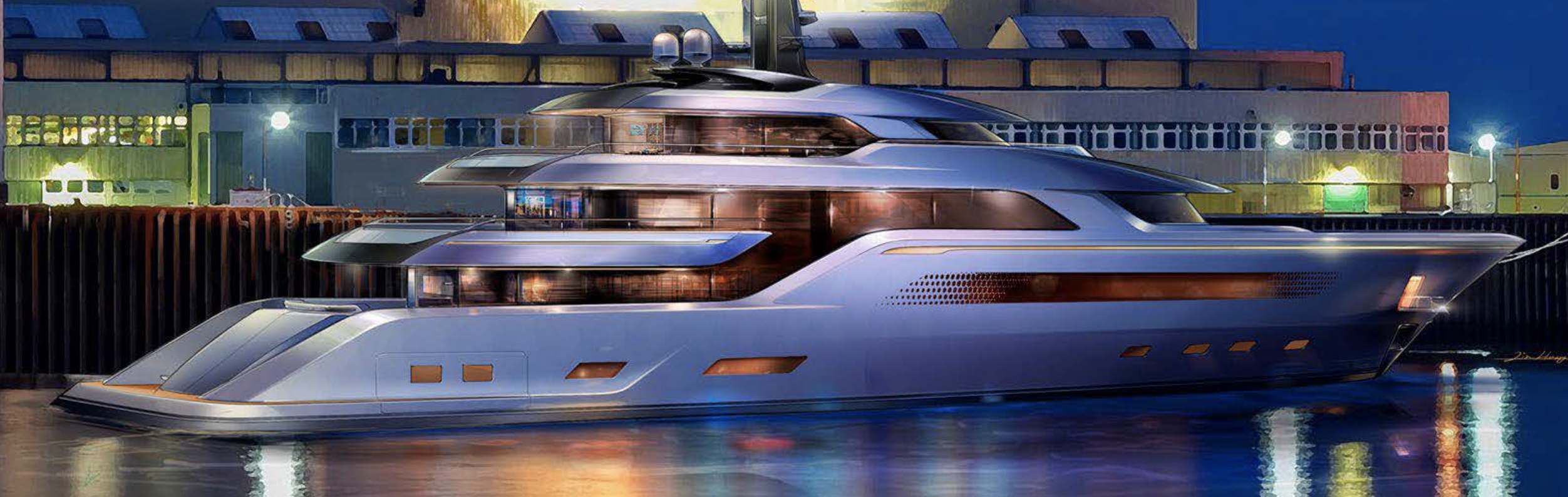 SILK ROAD YACHT