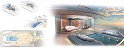SILK ROAD YACHTS Interior Concept