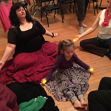 bellydance lessons