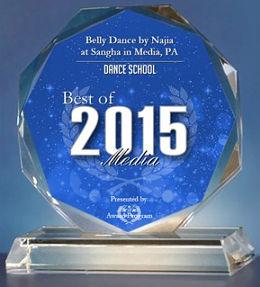 Best Dance School Award