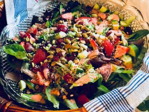 Strawberry Festival Salad