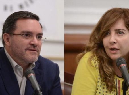 Se aferra Morena al Plan General de Desarrollo de la CDMX, no asisten diputados a la sesión