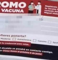 Congreso de la CDMX llama al alcalde de MH no hacer uso político de la vacuna contra COVID-19
