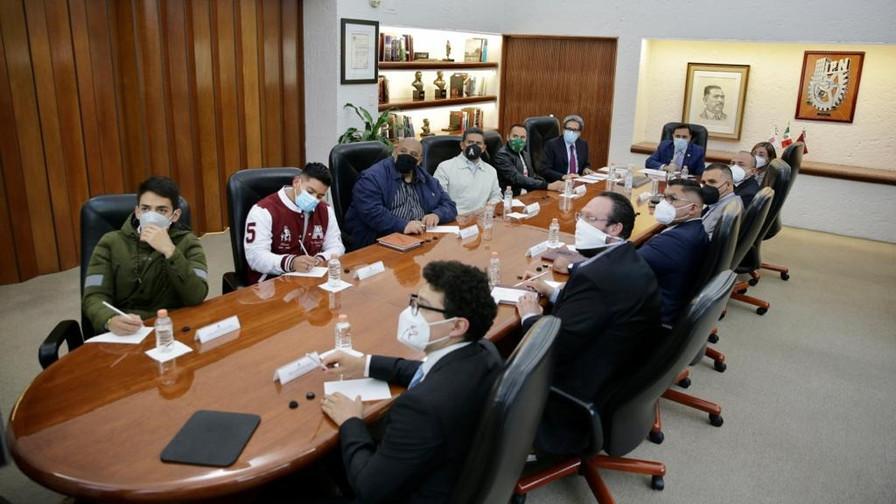 IPN reactivará actividades deportivas bajo un estricto protocolo sanitario