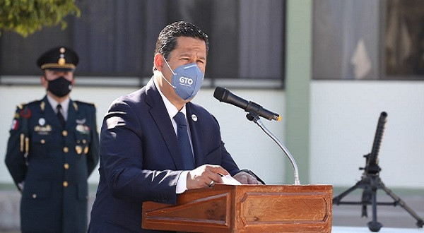 Gobernador de Guanajuato, Diego Sinhue, rendirá su III Informe de Resultados este 4 de marzo