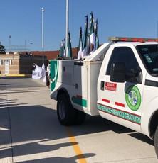 Ángeles Verdes refuerza su asistencia a viajeros que ingresen al país por la frontera norte
