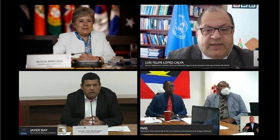 ALC requiere nuevos pactos sociales y fiscales para enfrentar la pandemia COVID-19