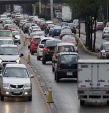 Congreso de la CDMX exhorta a Semovi suspender carriles reversibles en el Circuito Interior