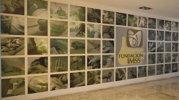 FMF hace un donativo a la Fundación IMSS para atención de la emergencia sanitaria