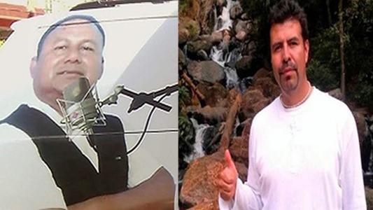 CNDH condena los asesinatos de los periodistas Gustavo Sánchez y Enrique García