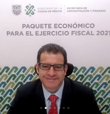 Darán Incentivos fiscales a empresas en CDMX:   Edwin Meraz