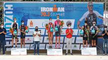 El evento deportivo Ironman 70.3 deja una derrama económica de 23 mdp en Cozumel