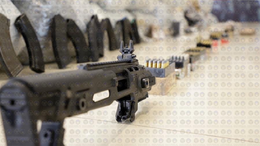 Guanajuato, entre las tres primeras entidades con mayor cantidad de armas de fuego aseguradas