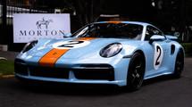 Porsche único en el mundo, se subastará en homenaje a Pedro Rodríguez, histórico piloto mexicano
