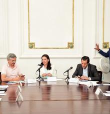 Aprueban reformar la Ley de Fomento Cooperativo en la capital; se fortalece la comercialización y co