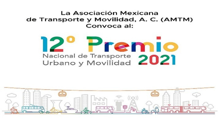Participa en el Premio Nacional de Transporte Urbano y Movilidad