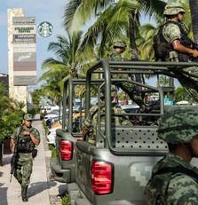 """Guardia Nacional: un """"elefante blanco"""" e invisible para la seguridad en la capital"""