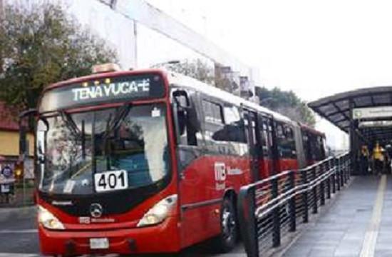 Metrobús cerrará estaciones Línea 3 por cambios en el sistema de peaje