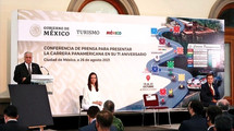 Anuncian la edición 34 de la Carrera Panamericana 2021 del 15 al 21 de octubre