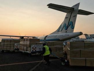 Aeromar Carga, el servicio más seguro y confiable del país