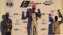 Noel León, campeón absoluto de la FIA fórmula 4 NACAM Championship temporada 2019–2020