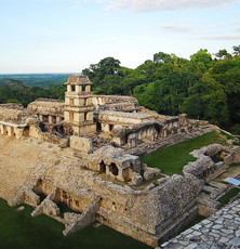 Zona Arqueológica de Palenque, Chiapas, cierra a partir de este martes 11 mayo