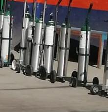 Proponen penas hasta 7 años de cárcel a quienes lucren con tanques de oxígeno en la capital