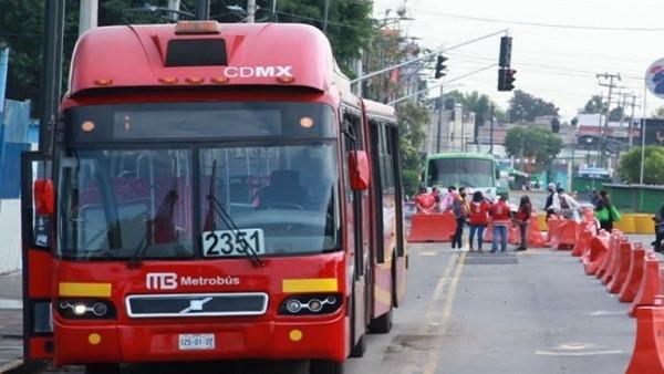 Anuncian ampliación de la línea Metrobús Tláhuac hasta Metro Coyuya