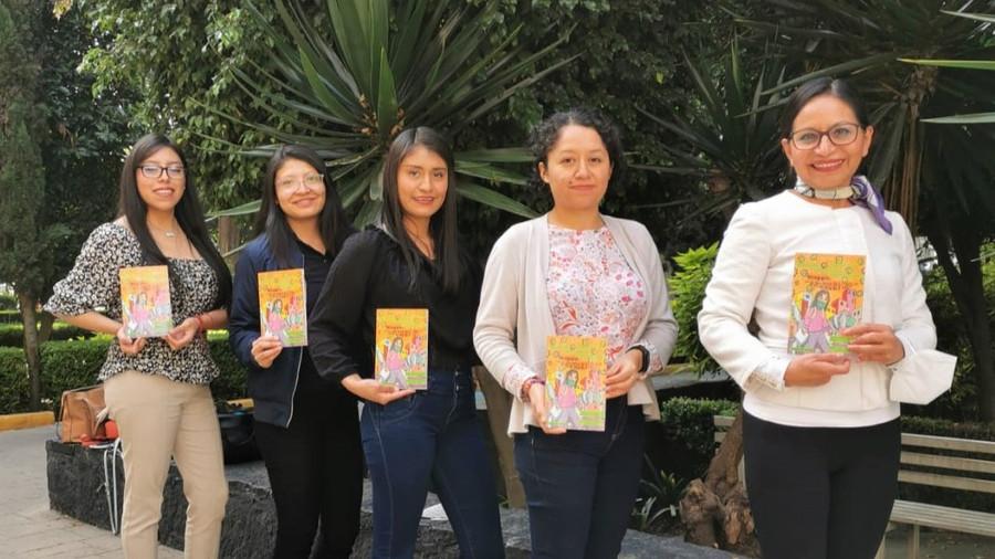 Politécnicas publican libro infantil sobre COVID-19