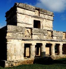 Cierran zona Arqueológica de Tulum por un caso COVID-19