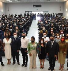 """Congreso de la CDMX entrega a 130 elementos policíacos """"Medalla al Mérito Policial 2020"""""""