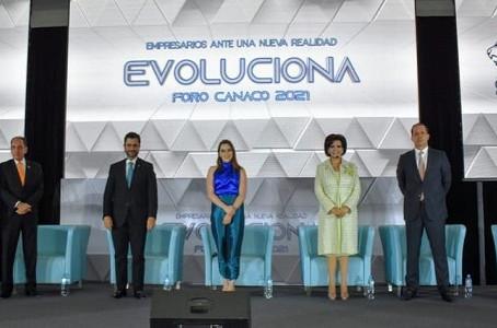 Empresas enfrentaron cambios radicales para poder seguir operando en la pandemia: Concanaco