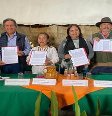 SEMARNAT, CONANP y cooperativa Tosepan firman acuerdo para fortalecer la conservación de los ecosist