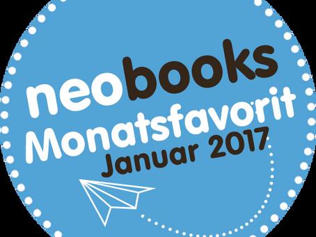 """Klaftertief"" Monatsbuch Januar 2017"