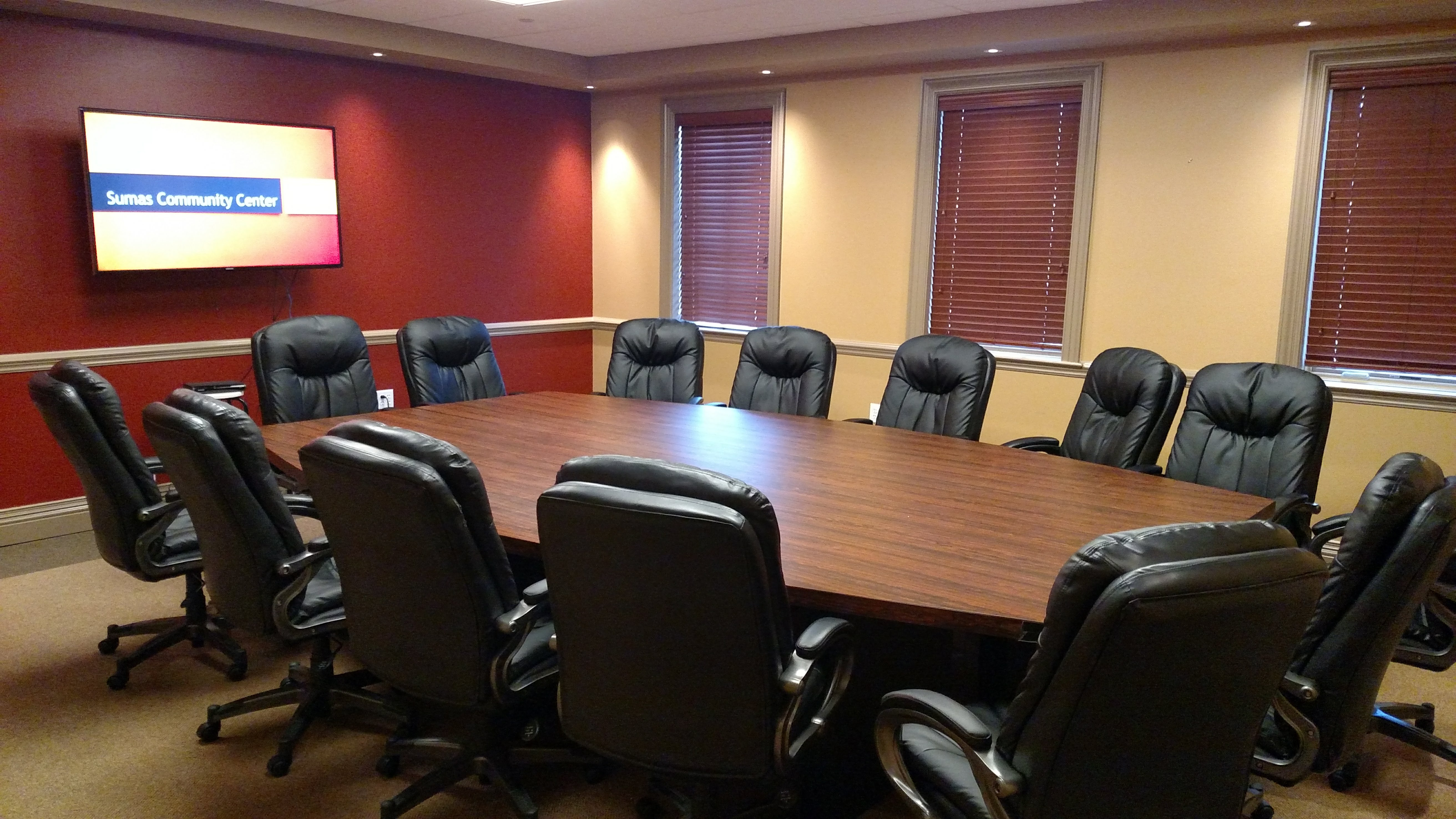 2018 Board Room
