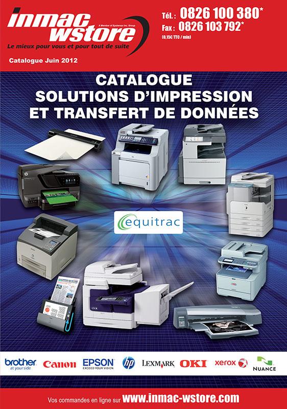 Couverture catalogue pour Systemax