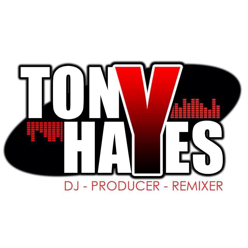 Logo pour le DJ Tony Hayes