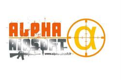 Logo pour Alpha Airsoft