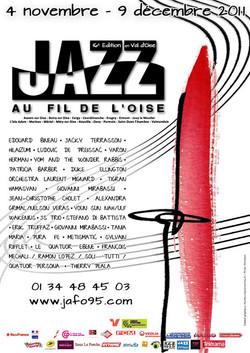 Affiche pour Festival de Jazz