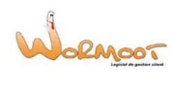 Logo pour le logiciel Wormoot