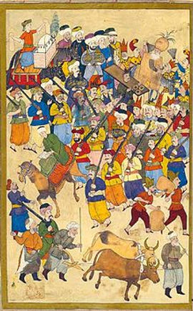 oude tijd turkije