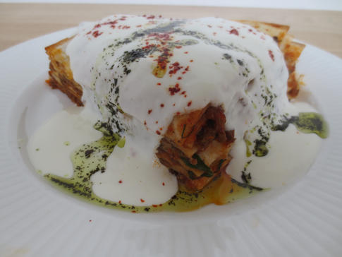 EUR13,50 Turkse lasagna