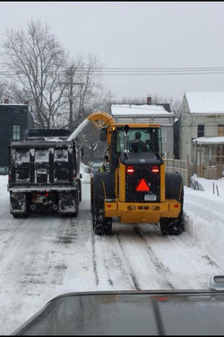 City of Hudson Snow Removal